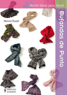 Bufandas De Punto - 20 Ideas, Russel, Hispano Europea
