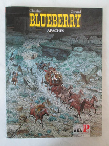 Blueberry - Apaches - Asa Público - 2008