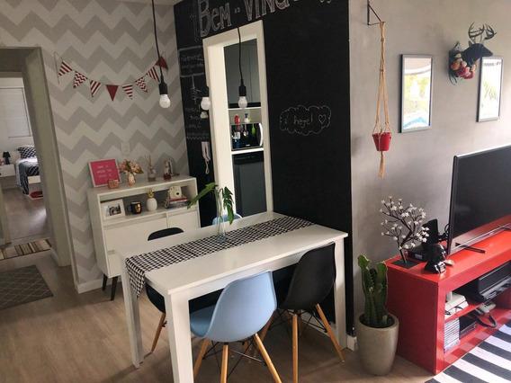 Apartamento 2 Quartos Suíte Castelo - Par1639
