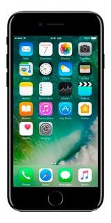 iPhone 7 Plus 128gb Usado Preto Brilhante Celular Bom C/nf