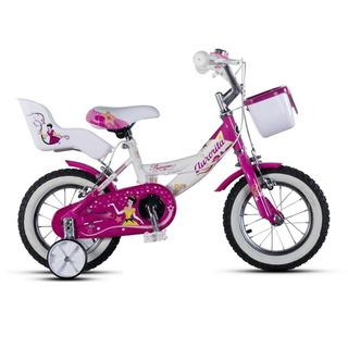 Bicicleta Infantil Aurora Princesa At07j12b R12