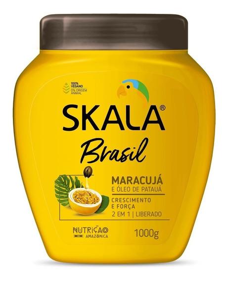 Crema Skala Tratamiento 2 En 1 Maracuyá & Óleo De Patauá