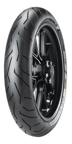 Pneu 100 80 17 Pirelli Diablo Rosso2 Radial Cbx Twiste Fazer