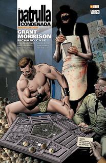 Patrulla Condenada Vol. 3 - Vertigo Ecc Comics - Robot Negro