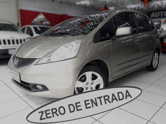Honda Fit Lxl 1.4 Flex Automático / Temos Fit 2014 2013 Fit