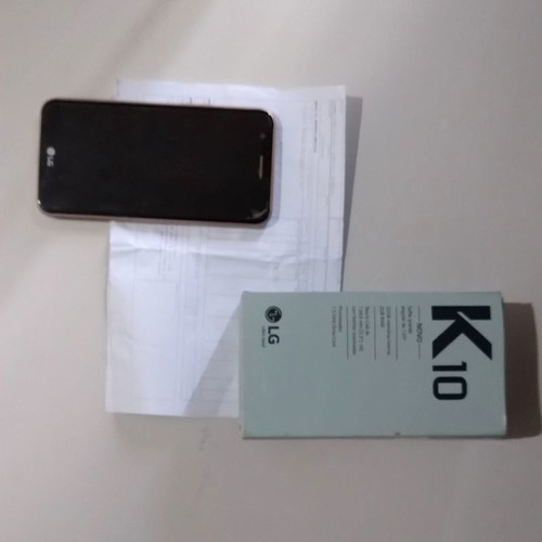 LG K10'2017'32gigas,octa Core,tecnol. Hml(super Conservado)
