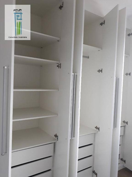 Apartamento Com 2 Dormitórios À Venda, 58 M² Por R$ 330.000 - Jardim Flor Da Montanha - Guarulhos/sp - Ap0451
