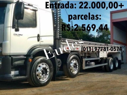 Volkswagen 24280 Constellation 2014 Carroceria