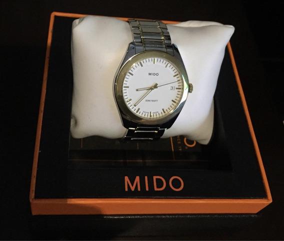 Reloj Marca Mido, Resistente Al Agua.