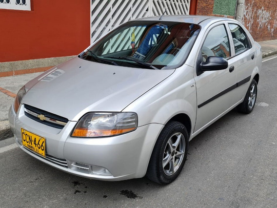 Chevrolet Aveo N Family 1.4 Sedan Aa