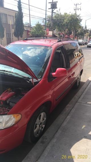 Chrysler Grand Voyager Minivan