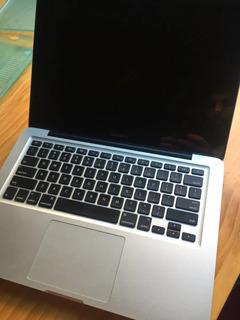 Macbook Pro 13 Mid 2012 16gb Ram 480gb Ssd I5 4ta Envios On