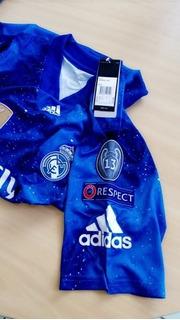Camisa Real Madrid Ea Sports Fifa 19