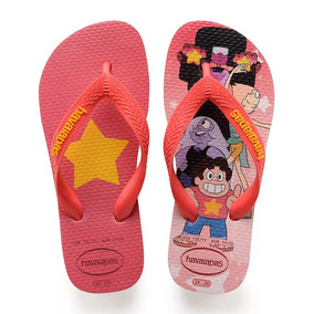 Chinelo Infantil Havaianas Kids Cartoon Network - Steven U