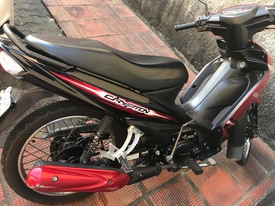 Yamaha Crypton Extra Nova - Unica Dona