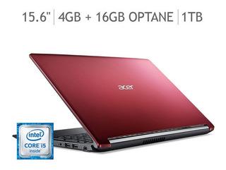 Laptop Acer 15.6 4gb 1tb 5 Intel Core I5-8250u A515-51-5