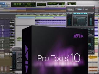 Pro Tools 10hd-capitan/yosemite(mac) (+plugins V9)