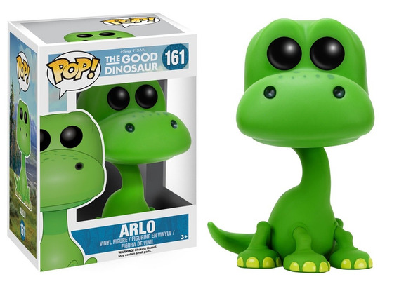 Funko Pop Arlo The Good Dinosaur Disney Pixar Gran Dinosauri