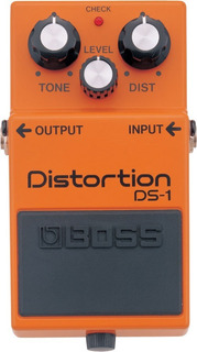 Boss Ds1 Distortion Pedal Distorsion Para Guitarra Elec Pm
