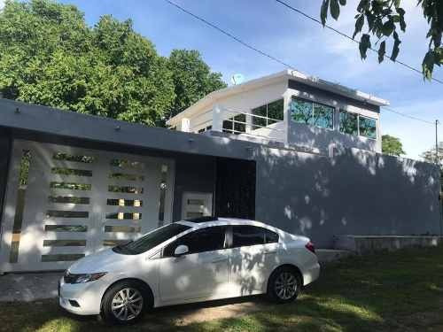 Casa Sola En Venta Santa Inés