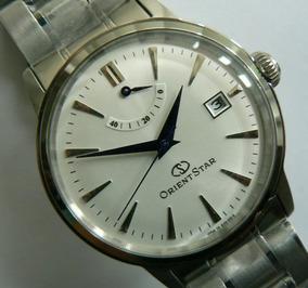 Relógio Orient Star Classic ( Ponteiros Azuis)