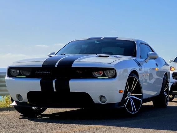 Dodge Challenger 2012 5.7 Rt V8 Piel Qc At