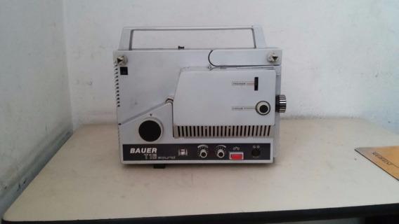 Projetor De Filmes 8 Mm Sonoro Bauer T16 ( Precisa Revisão)