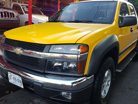 Chevrolet Colorado B L5 Aa Ee Doble Cabina 4x4 At 2007