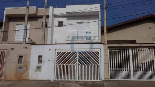 Casa Com 3 Dormitórios À Venda, 125 M² Por R$ 480.000,00 - Parque Jambeiro - Campinas/sp - Ca0252