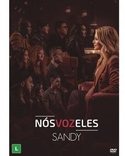 Dvd Sandy Nos Vos Eles 2018
