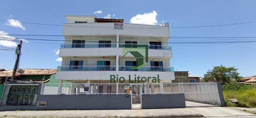 Apartamento À Venda, 60 M² Por R$ 190.000,00 - Atlântica - Rio Das Ostras/rj - Ap0564