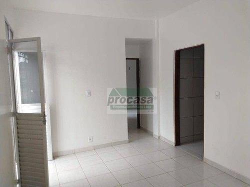 Apartamento Com 2 Dormitórios À Venda, 61 M² Por R$ 150.000 - Flores - Manaus/am - Ap3368