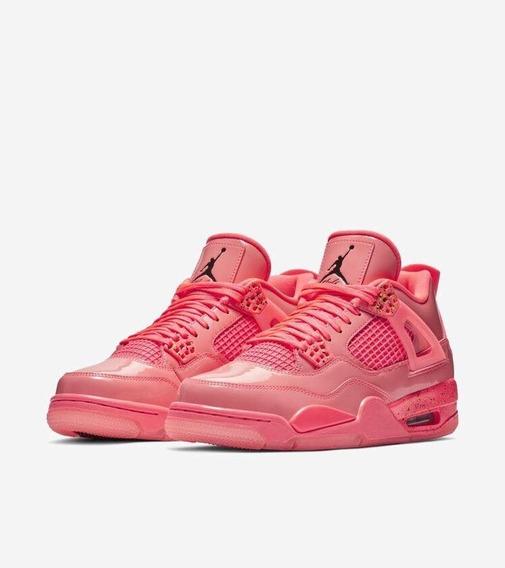 Zapatillas Nike Jordan Retro 4 Punch 6 Cuotas Sin Interes!