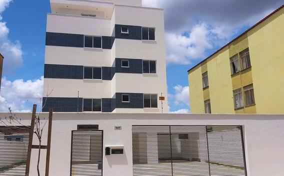 Apartamento Com 2 Quartos Para Comprar No Santa Mônica Em Belo Horizonte/mg - 2180