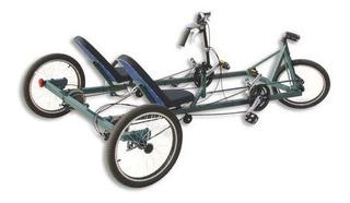 Projeto Bike Double Dream Trike