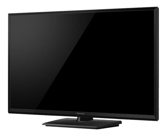 Tv Led Panasonic 32 32d400b Hd, Usb, Hdmi, Rca, Modo Hotel