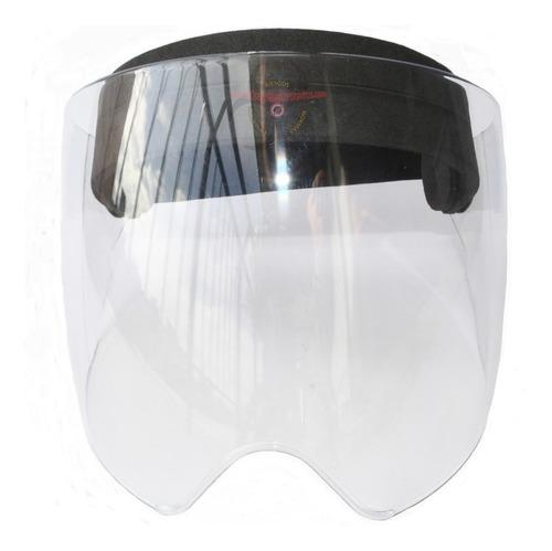 Caretas Visor Protector Facial - Segundas De Fabrica
