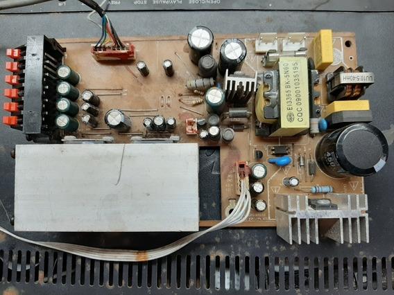 Placa Fonte/amplificadora Ver1.1 H. Theater Lenoxx Ht-726b