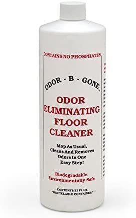 Odor-b-gone cat Orina & Pet Odor floor Cleaner a