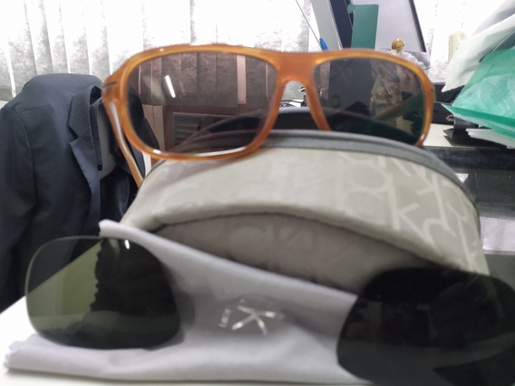 Óculos Calvin Klein Modelo Raro Lindo Impecavel