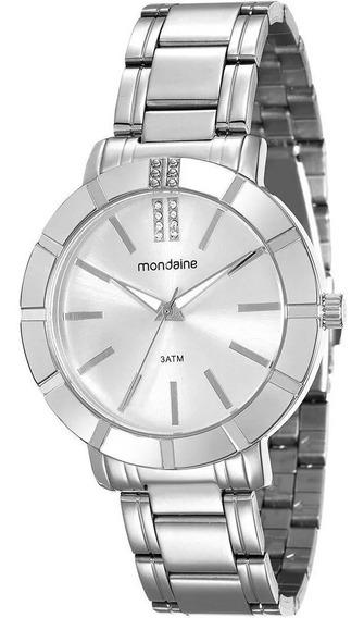 Relógio Feminino Mondaine Analógico 94804l0mvne1 De Vltrine