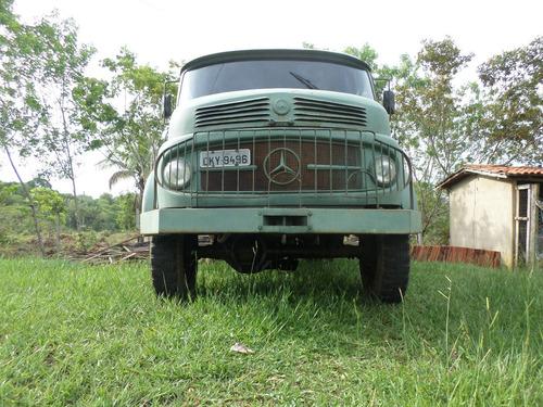 Mercedes - Benz Lag 1111 4x4 - 1966