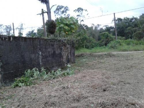 Terreno Localizado No Bairro Jardim Umuarama, Itanhaém -6374