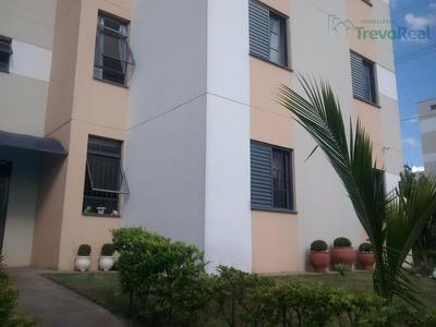 Permuta Apartamento No Residêncial Alvorada I I - Ap0489