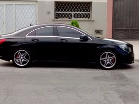 Mercedes Benz Clase Cla 2.0 250 Cgi Sport At Turbo