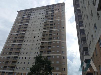Apartamento Com 3 Dormitórios À Venda, 66 M² Por R$ 320.000 - Vista Garden - Sorocaba/sp - Ap1911