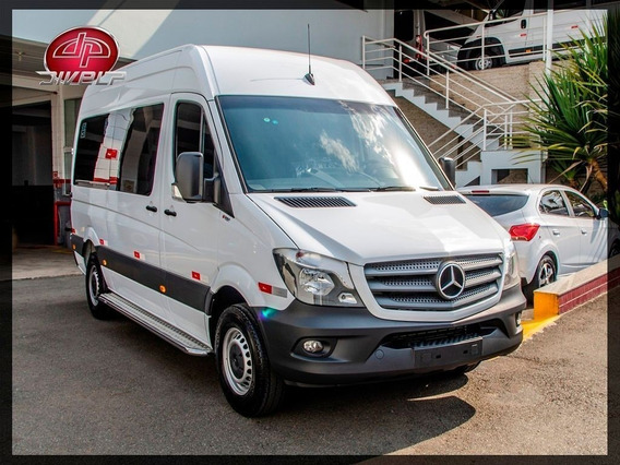 Sprinter 415cdi Passageiro Executiva 16l 0km