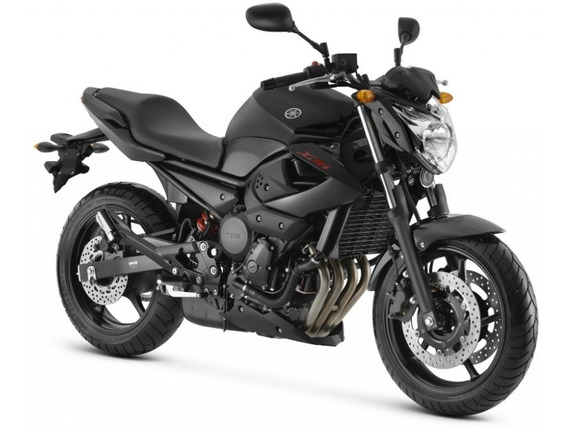Yamaha Xj 6 2012