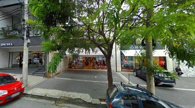 Loja Comercial Alto Padrão Para Venda Ou Locação, 696 M² - Rua Haddock Lobo, 1583 - Jardins - São Paulo/sp - Lo0195 - Lo0195