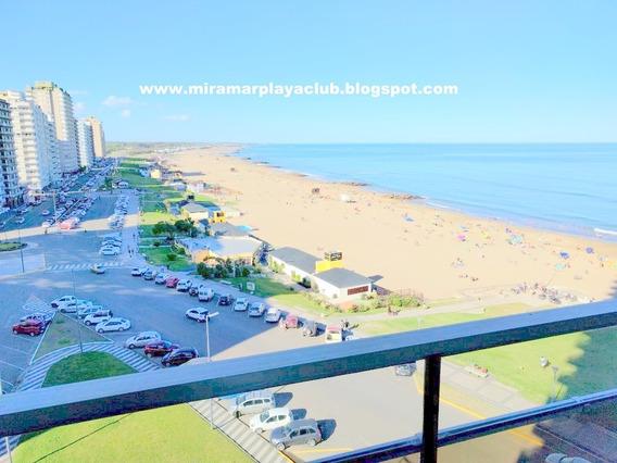 Miramar Alquileres Departamento Vista Al Mar Playa Club 2020